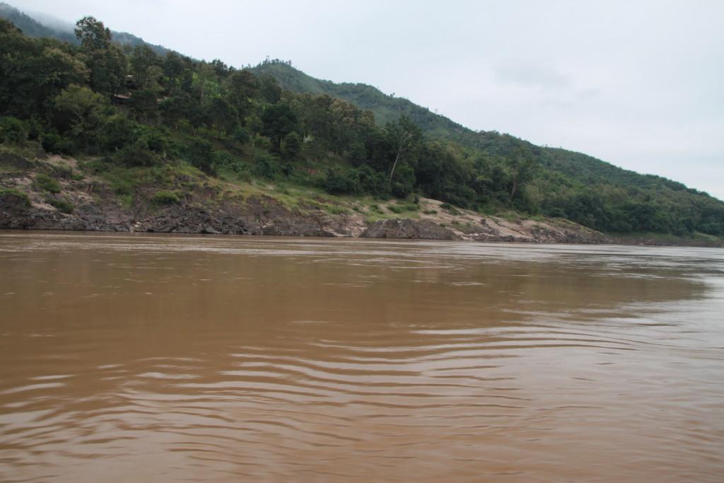 Paysage de Huai Xay à Pakben